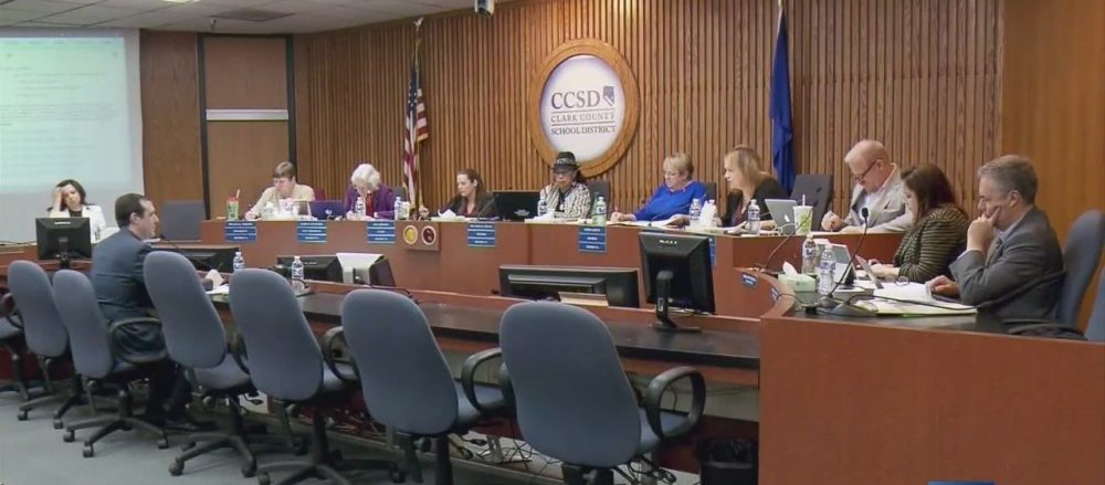 CCSD Board of Trustees Collaborates with Fund Our Future